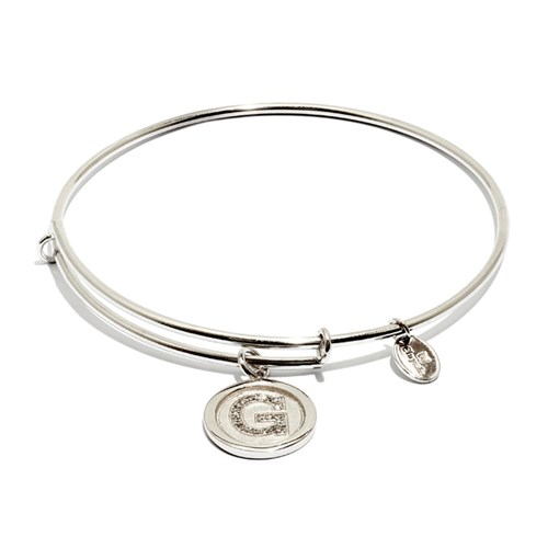 Chrysalis Initial G Bangle Bracelet
