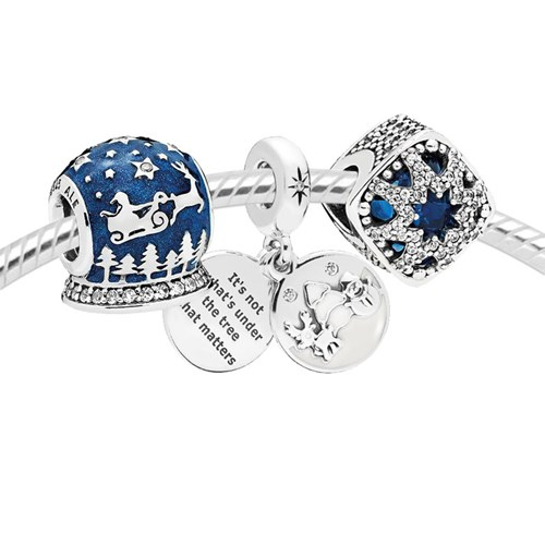 PANDORA Happy Snowman Gift Set 3661