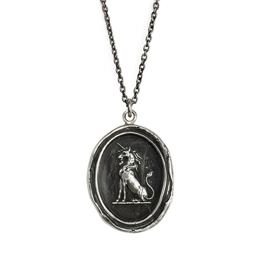 Pyrrha Power to Heal Necklace