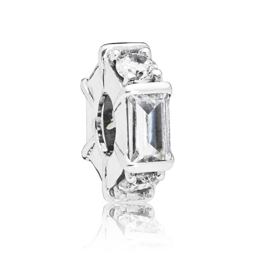 PANDORA Ice Sculpture Spacer 797529CZ