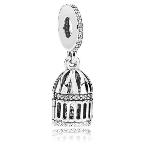 PANDORA Free as a Bird Charm 797575CZ
