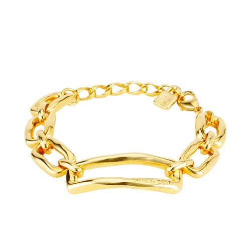 UNOde50 GOLD CHAIN BY CHAIN Bracelet PUL1768ORO0000M