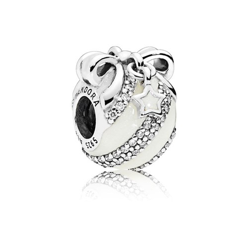 Pandora Holiday Ornament Charm 797649EN23