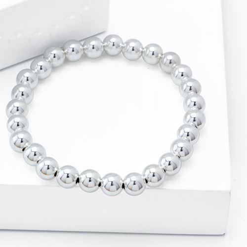 97fec0216 Impressionist Collection Sterling Silver Bracelet 10883B ...