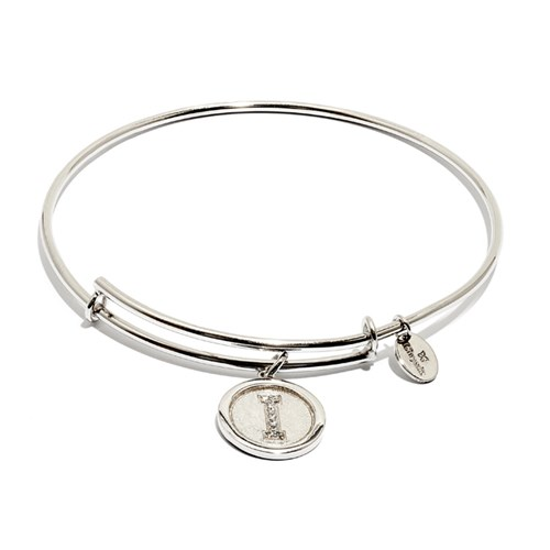 Chrysalis Initial I Bangle Bracelet
