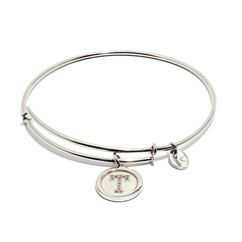 Chrysalis Initial T Bangle Bracelet