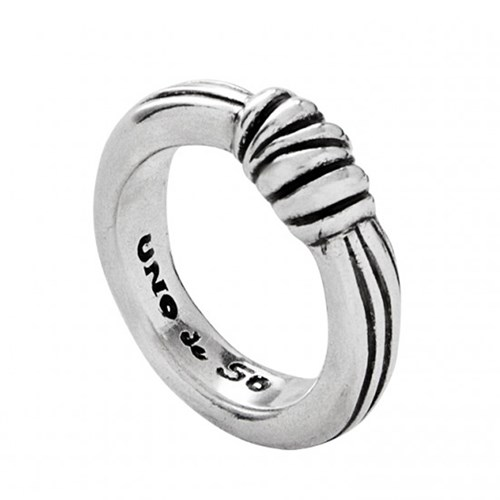 UNOde50 Knot Knot Ring