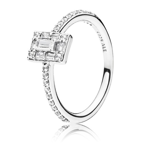 PANDORA Luminous Ice Ring 197541CZ