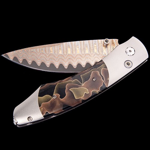William Henry Spearpoint Strike Knife