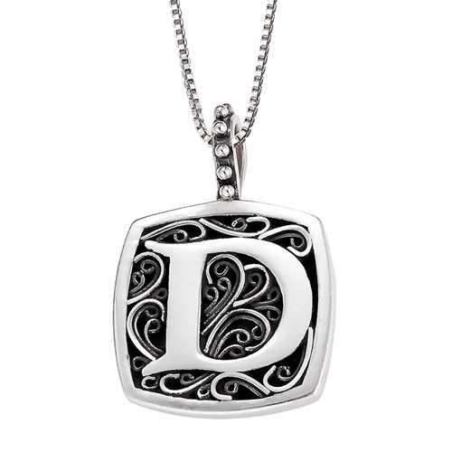 Lori Bonn D is for Daring Sweets Collection Pendant