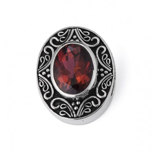 Lori Bonn Lady In Red Slide Charm