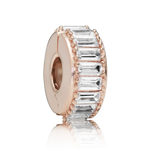 PANDORA Rose™ Ice Formation Clip 787559CZ
