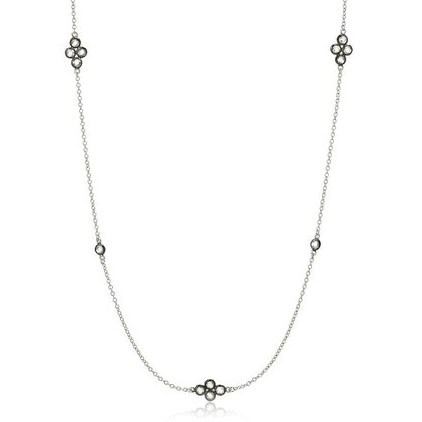 Freida Rothman Four Point Wrap Necklace