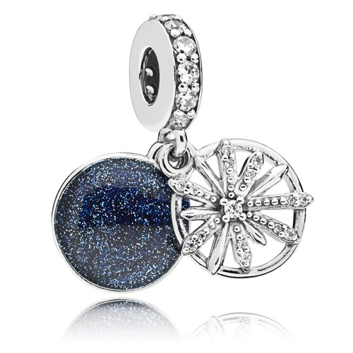 PANDORA Dazzling Wishes Dangle Charm 797531CZ