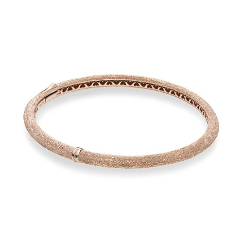 PANDORA Rose™ Matte Brilliance Bangle Bracelet 587915