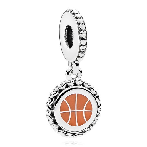 PANDORA Basketball Dangle Charm