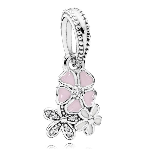 PANDORA Poetic Blooms Dangle