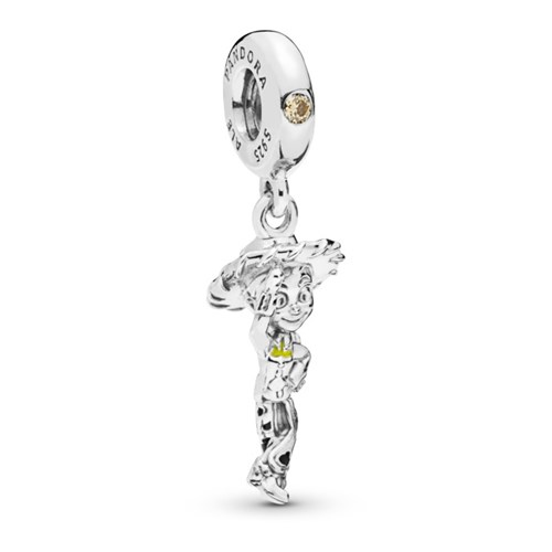 Pandora Disney Pixar, Toy Story, Jessie Dangle Charm 798048CCZ
