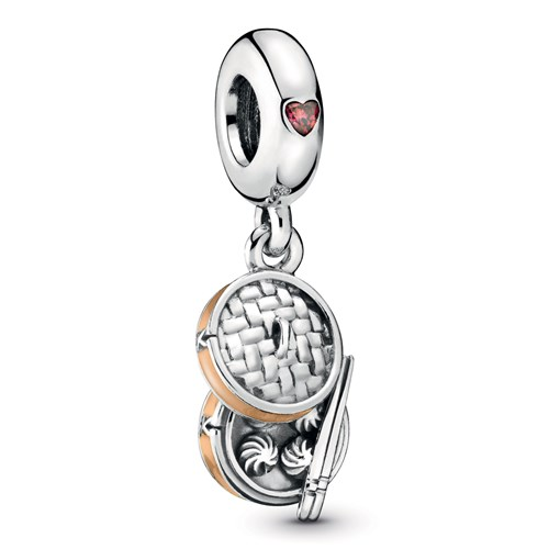 Pandora Chinese Bao Dangle Charm 798250CZR