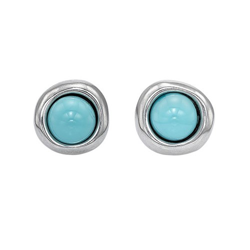 UNOde50 Ego Stud Earrings