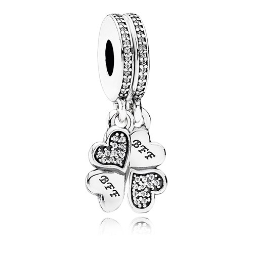 PANDORA Best Friends Forever Dangle Charm