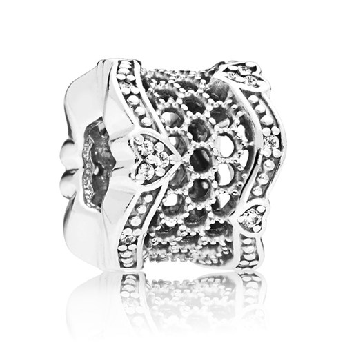 PANDORA Lace of Love Spacer 797653CZ