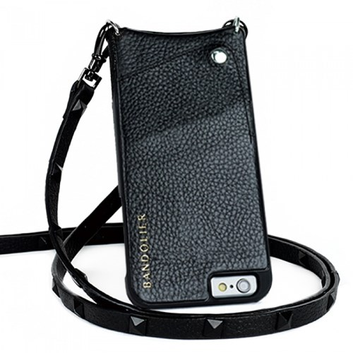 Bandolier Sarah Black Stud Phone Case