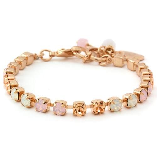Mariana Afternoon Delight Rose 5MM Petite Bracelet