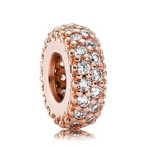 PANDORA Rose™ Inspiration Within with Clear CZ Spacer