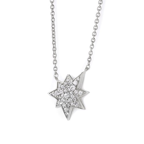 Petra Azar Lucky Star Necklace