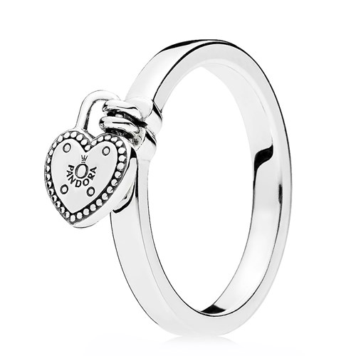 PANDORA Love Lock Ring