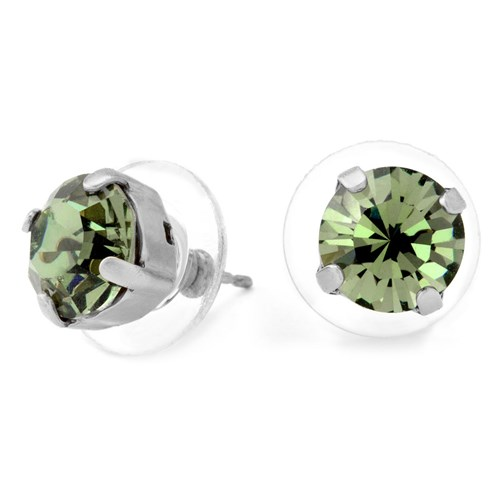 Mariana Green Stud Earrings