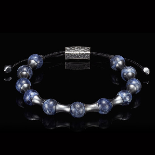 William Henry Sodalite Zenith Bracelet