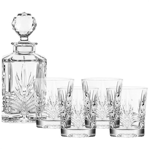 Kells Glass Decanter Set 30180
