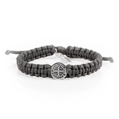 My Saint My Hero One Blessing Slate Bracelet