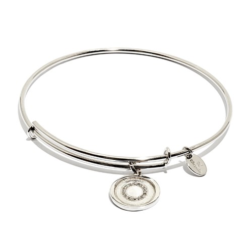 Chrysalis Initial O Bangle Bracelet