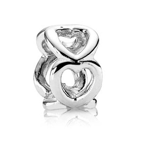 PANDORA Open Heart Spacer