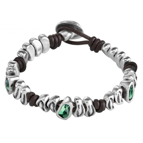 UNOde50 Green as Hell Bracelet