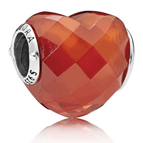 PANDORA Shape of Love Charm 796563OCZ