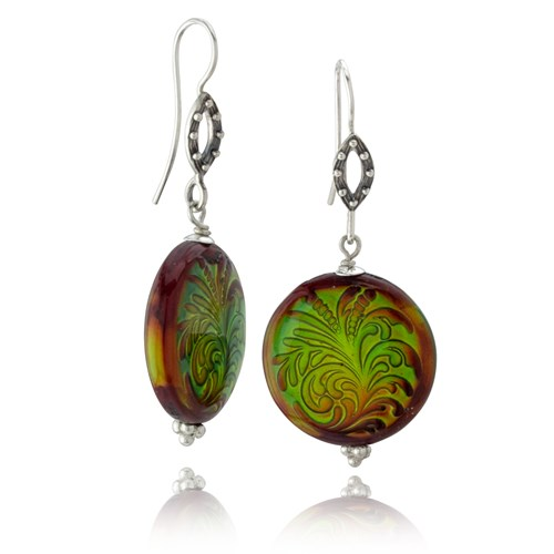 Moodies Collection Fern Earrings 10756E
