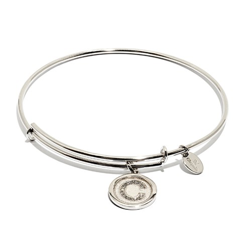Chrysalis Initial C Bangle Bracelet