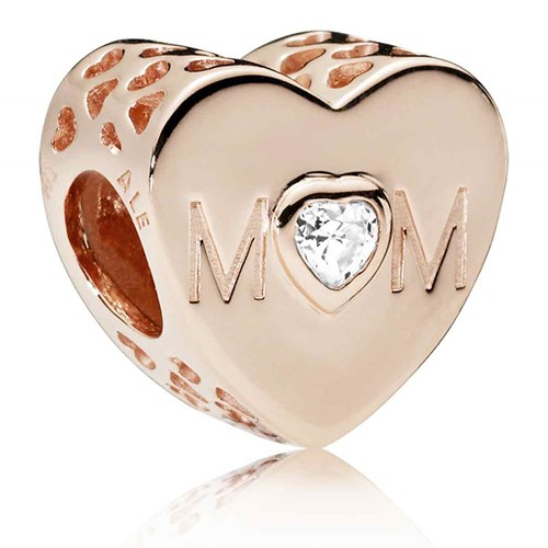 PANDORA Rose™ Mother Heart 781881CZ