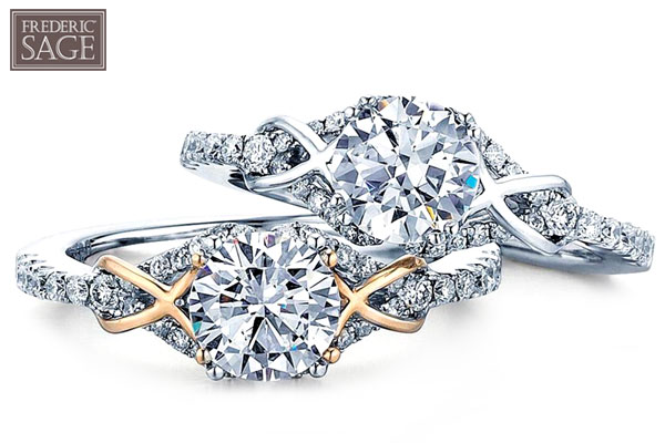 Frederic Sage Engagement Rings