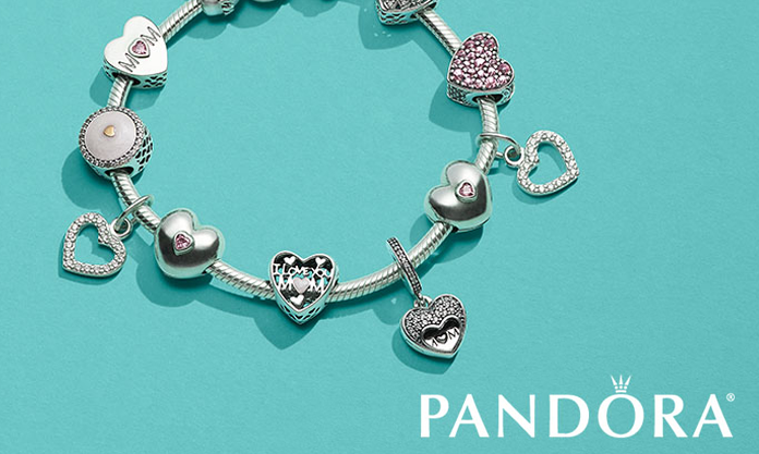 New PANDORA 2017 Mother's Day Charm Collection