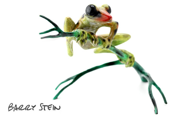 Barry Stein Frogs