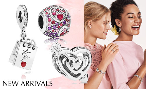 New PANDORA 2019 Valentine Collection