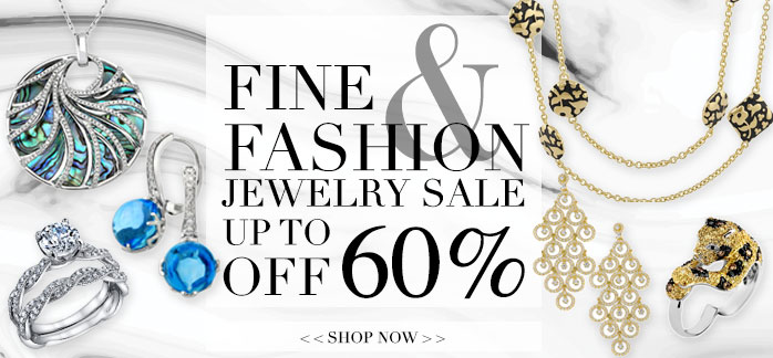Up to 60% Off Fine Jewelry