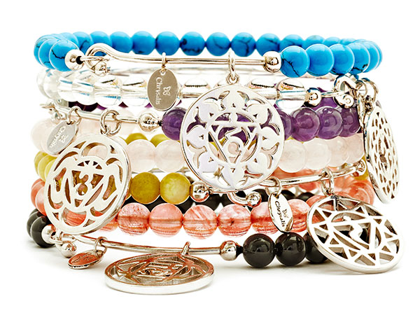 Chrysalis Gemstone Chakra Collection