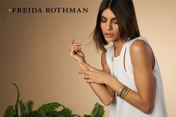 Freida Rothman Jewelry Collection
