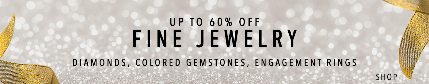 Shop Fine Jewelry Sale